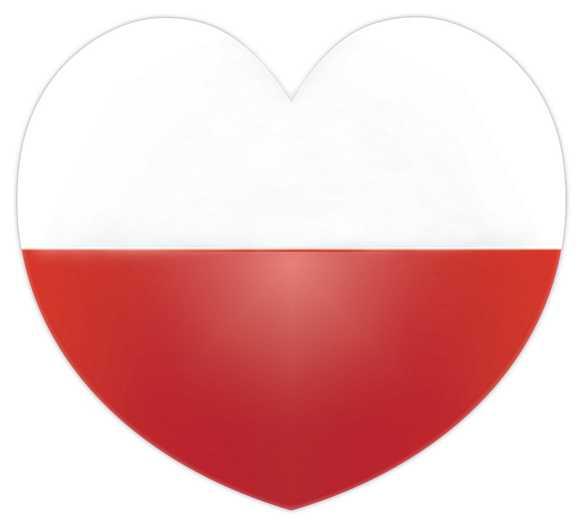 Polish-heart