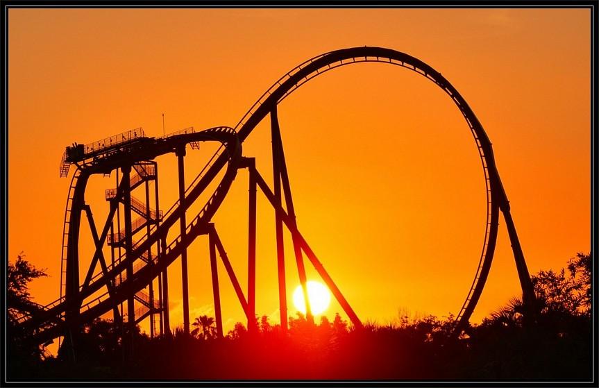 Park Roller Coaster
