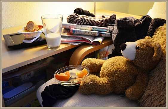 Clutter bear
