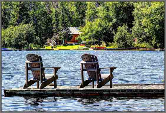 Cottage-Lake-Dock