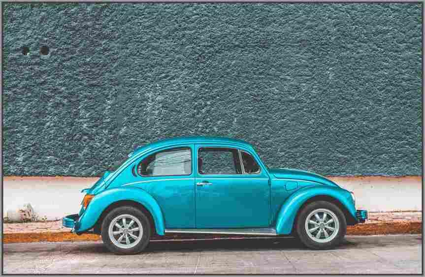 Travel-Volkswagen-Bug