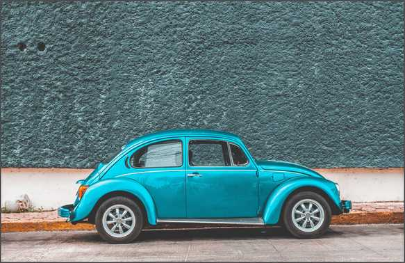 Travel Volkswagen Bug