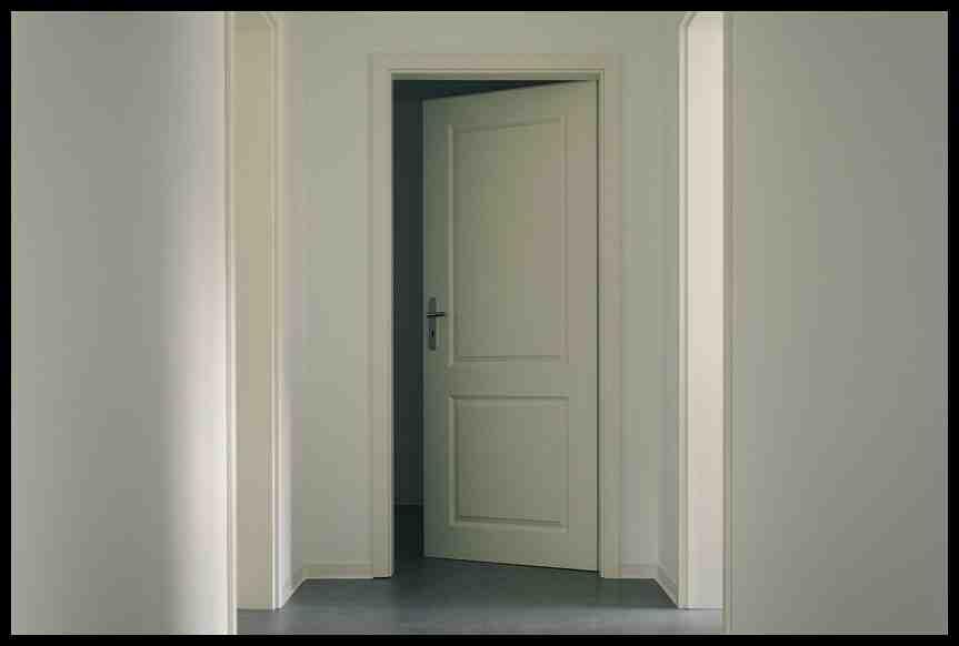 Door to the most dangerous room