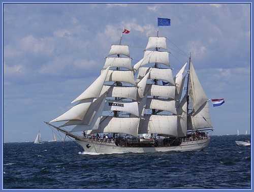 Europa-Sailing-Ship