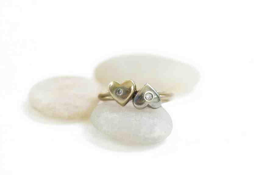 Keepsake rings