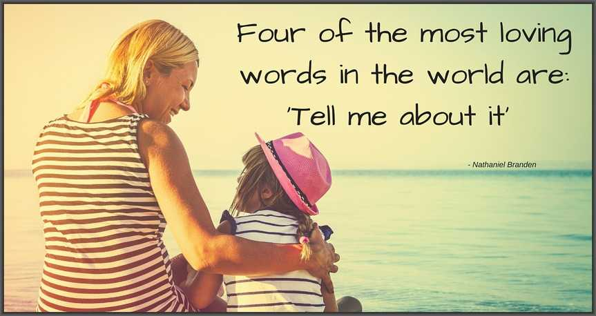 Four Most Loving Words