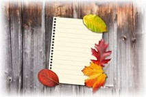 Notepad-and-autumn-leaves