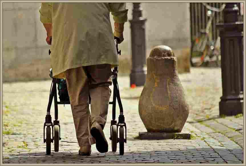 Elderly mobility